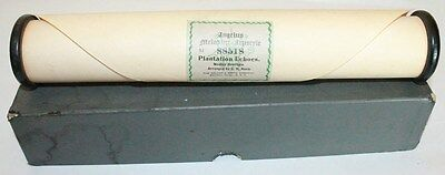 Notenrolle Musikrolle Pianola Phonola Player Piano Plantation Echoes G. H. Ross