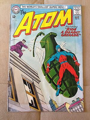 The Atom #10 from Dec 1963-January 1964