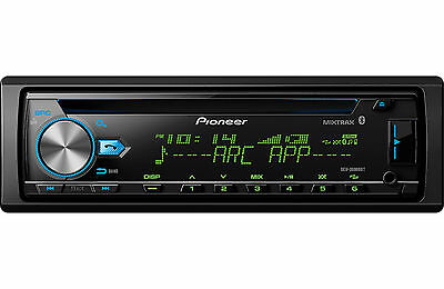 Pioneer DEH-X6900BT CD/MP3/WMA  Player Built-in Bluetooth MIXTRAX Remote Control