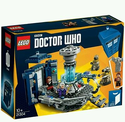 **FREE EXPRESS POST** LEGO® Ideas 21304 Doctor Who
