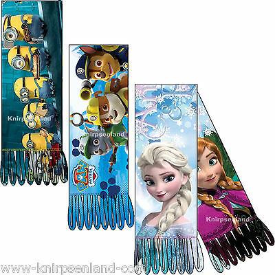 Disney Frozen Kinder Kinderschal Winter Schal Eiskönigin Loop Halstuch ab 5,90€