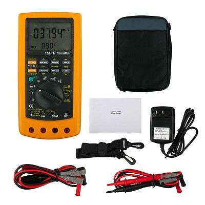 Original YHS-787 Digital Process Calibration Calibrator Multimeter Tester Tool