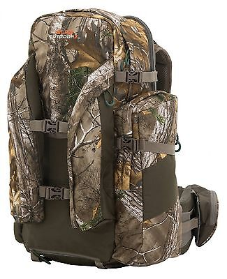 alps outdoorz traverse eps hunting pack frame packs sports realtree xtre