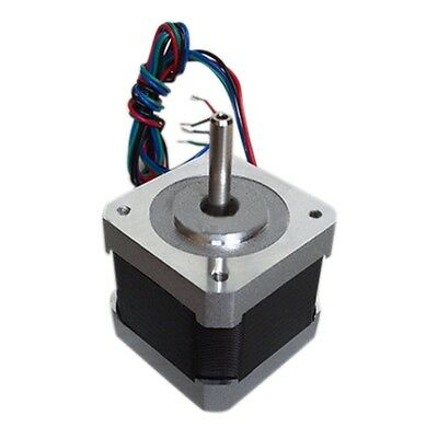 CNC Nema17 for 40mm length 4-Lead 2 phase Longs Stepper Motor 1.7A 40 N.cm Hot