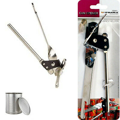 Professional Butterfly Can Opener Tin Cans New Easy Lid Remover Stainless Steel