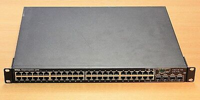 Dell PowerConnect 6248 48-port Gig Layer 3 Switch