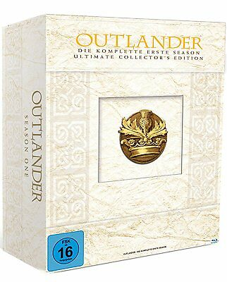 Outlander - Die komplette erste Season (Ultimate Collector's Edition (5 BluRays)