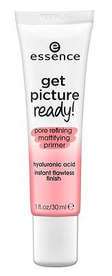 ESSENCE get picture ready! pore refining mattifying primer (30ml) OVP