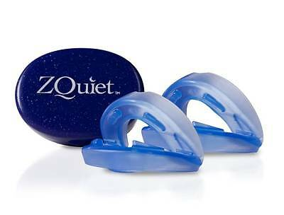 ZQuiet Set - 2 anti-snoring devices (2 mm and 6 mm advancement)
