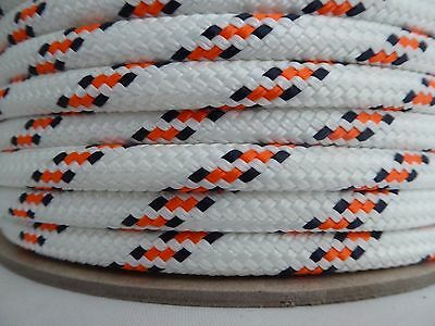 "1/2"" x 300 ft. Double Braid~Yacht Braid polyester rope.Valsail Sailboat Line. US"