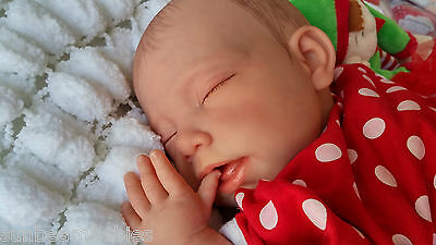 New Sculpt Elsa  Ghsp Sunbeambabies  Lifelike Weighted  Childs Reborn Baby Doll