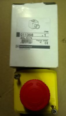 Telemecanique Emergency Stop Switch 011358