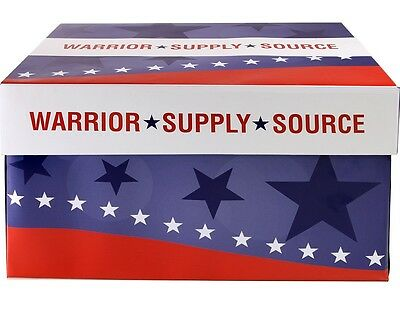 Warrior Supply Source Recycled Copy Paper 92 Bright 20lb 8-1/2 x 11 5000 Shts