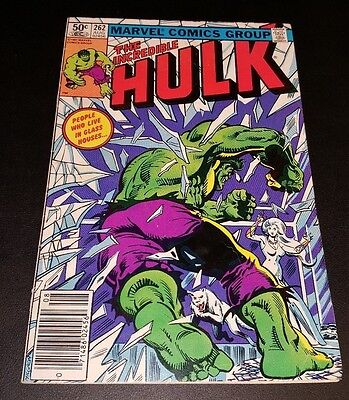 The Incredible Hulk #262 (Aug 1981)