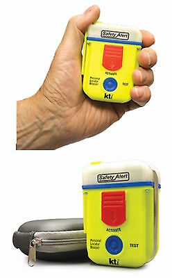Saftey Alert  Personal Locator Beacon (PLB) with GPS SA2G