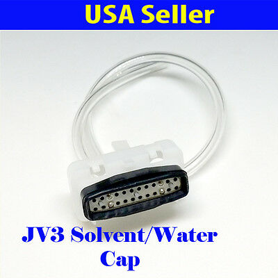 Printer Cap Top for Mimaki JV3. For Solvent & Water Dx4 Printheads US Seller