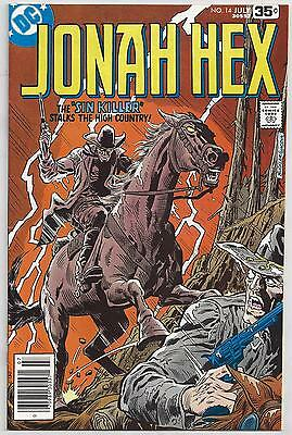 Jonah Hex #14  FN++/VF-  WELL WORTH A GOOD  LQQK