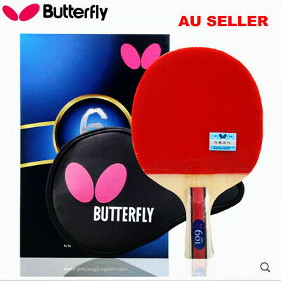 Butterfly TBC601 Ping PongTable Tennis  Racket Paddle Bat Blade Penhold CS New