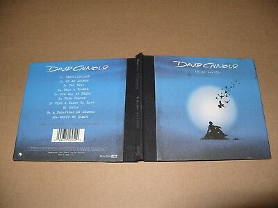 David Gilmour On An Island 10 track cd digipak 2006 Excellent condition