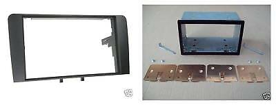 Panel frame radio monitor navigator set double 2 Din AUDI A3 from 2003