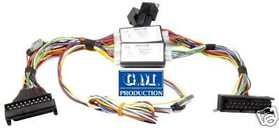 Cable Bluetooth PARROT all BMW with LOGIC 7 AudioSystem without system DSP OEM