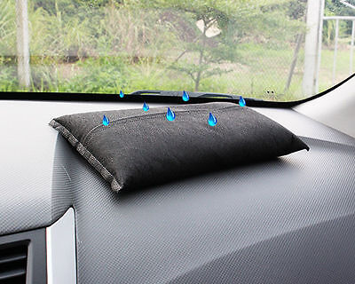 Eco Large Dry Car Home Resusable Dehumidifier Bag Moisture Damp Absorber Pad