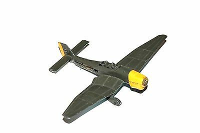 Dinky Toys 2 Tone Battle Of Britain Junkers Stuka Fighter Plane # 721 !!