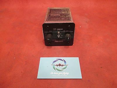 PS Engineering Inc. PM3000, PM1000II Stereo Intercom PN 11930