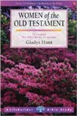 Lifebuilder Bible Study: Women Of The Old Testament Study Guide