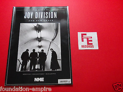 The Story Of Joy Division & New Order - NME Magazine - Winter 2012