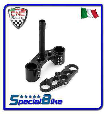 Mv Agusta F3 675 2012 > 2015 Set Piastre Di Sterzo Cnc Racing Ergal Triplo Clamp