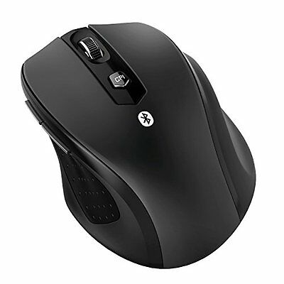 JETech M0884 Souris Bluetooth Souris Sans Fil Mobile Optique Wireless Mouse p...