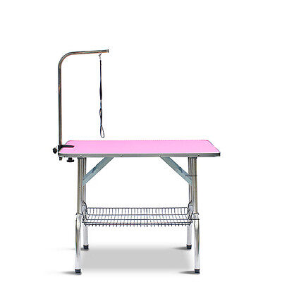 Heavy Duty Stainless Steel Large Foldable Pet Dog Pet Cat Grooming Table