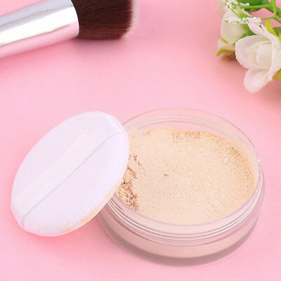 New Makeup Loose Face Powder Setting Mineral Perfecting Finishing Foundation I6