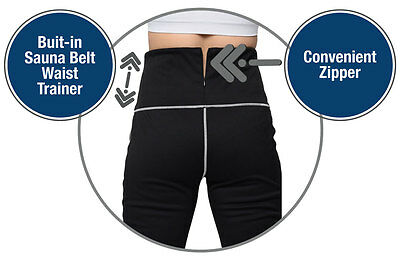 """New BioSweats Sauna Suit """"Pants"""" (Women) For 70% Faster Weight Loss - Clearance"""