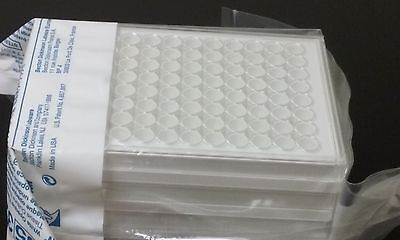 BD Falcon 96-Well White Solid Opaque Tissue Culture Plate Flat Bottom 353296
