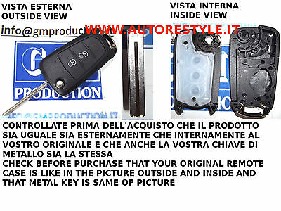 Cover Case For Key Remote Control 3 Buttons Greatwall Voleex Steed Hover