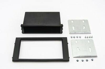 Panel with set double 2 Din only SEAT LEON from 2014 - massimo 99 mm height