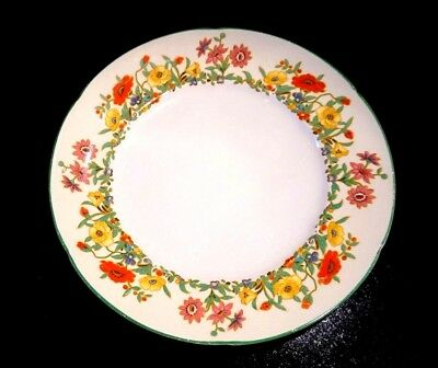 Beautiful Art Deco Grindley Ivory The Fairfield Dinner Plate