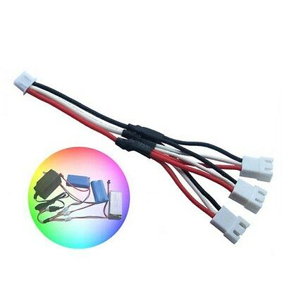 1 to 3 converter charging cable for Syma X8C X8W X8G Quadcopter Battery Charger