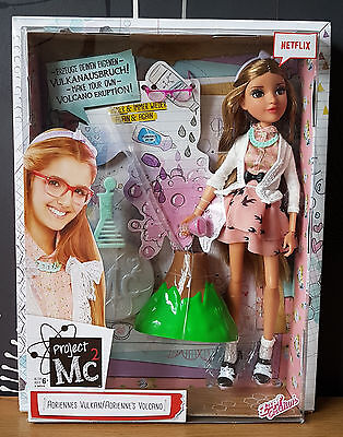 PROJECT MC2 ADRIENNE'S VOLCANO doll Brand NEW & SEALED!!