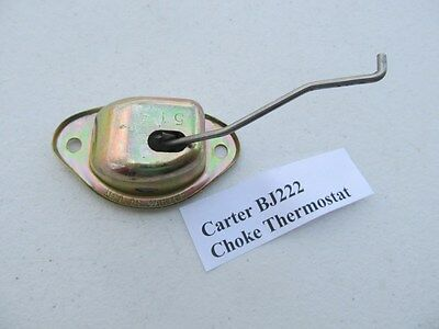 NOS 1970-1971 Dodge Chrysler 318 V8 Carter BBD 2-BBL Carburetor Choke Thermostat