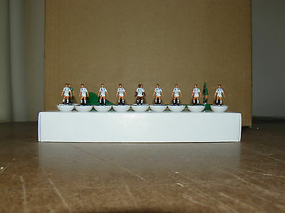 Leicester City 3Rd Kit 2016/17  Subbuteo Top Spin Team