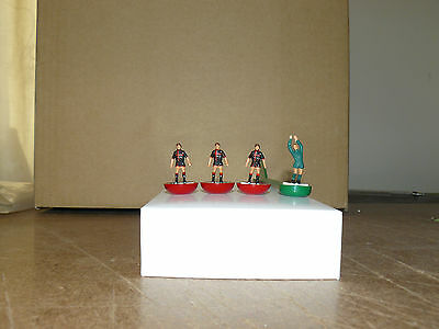 Crusaders 2016/17  Subbuteo Top Spin Team