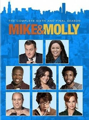 Mike & Molly: The Complete Season 6 [Region 1] - DVD - New - Free Shipping.