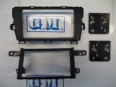 Panel radio monitor Double 2 DIN TOYOTA only PRIUS from 2010 (no PRIUS Plus)
