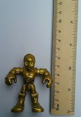 Imaginext Star Wars C3PO C 3PO Droid robot toy doll figurine figure Cake Topper