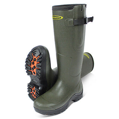 Dirt Boot® Neoprene Wellington Muck Boot Super Light Green