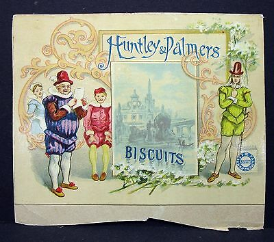 Kaufmannsbild Huntley & Palmers - Biscuits - Sammelbild (Lot - 4494