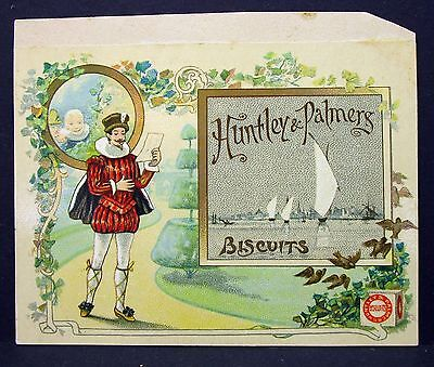 Kaufmannsbild - Huntley & Palmers - Biscuits - Sammelbild (Lot - 4495